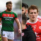 Kildare manager Cian O'Neill, Mayo's Aidan O'Shea and Peter Harte of Tyrone will be hoping to salvage their season in the qualifiers