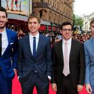 The Inbetweeners (Ian West/PA)