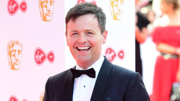 Declan Donnelly told the audience and viewers that nothing had changed (Ian West/PA)
