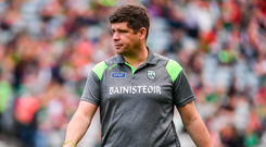 Eamonn Fitzmaurice was responding to comments made by the Kerry treasurer that featured as part of the Irish Independent's Rich List feature earlier this month. Photo: Sportsfile