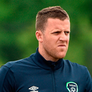 Republic of Ireland's Colin Doyle. Photo: Sportsfile