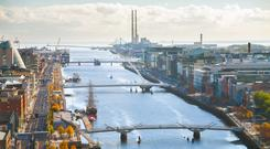 Dublin comes in as the 17th most expensive city.