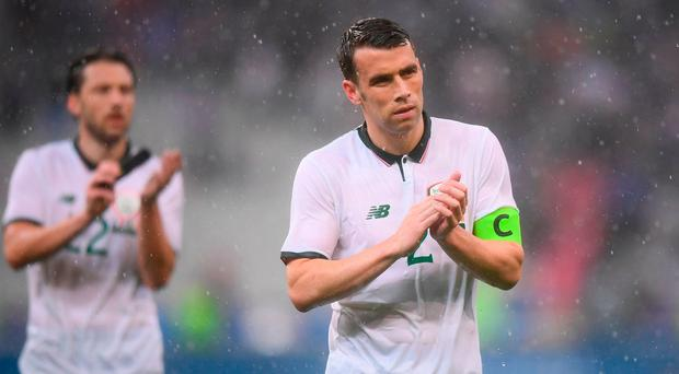 Seamus Coleman urges Irish sides not to sell stars cheaply as Graham Burke nears move