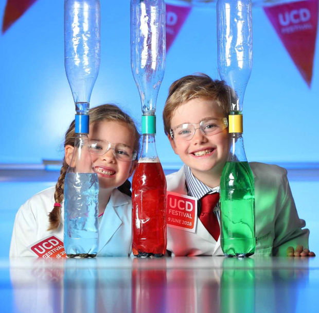 The UCD Festival is back for its third year on Saturday, 9 June 2018