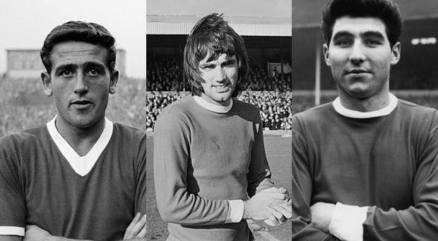 Shay Brennan, George Best and Tony Dunne made history on this day 50 years ago