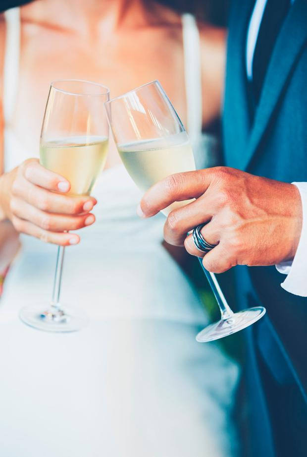 Couple say they were contacted by a priest who advised he may not carry out their wedding ceremony or allow it in a church if they support abortion (stock photo)