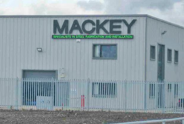 Mackey Plant Construction in Nenagh, Co Tipperary