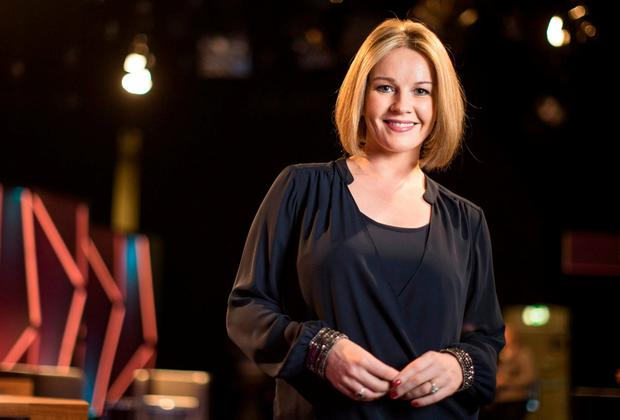 Claire Byrne hosted the controversial debate show on May 14. Photo: Fergal Phillips