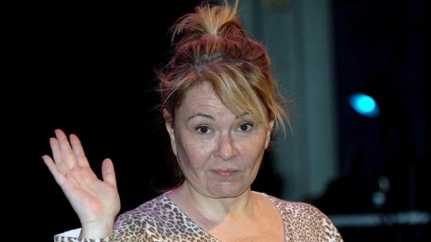 US actress and comedian Roseanne Barr, who is at the centre of a racism storm following an offensive tweet (Steve Parsons/PA)
