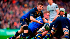 I can't, for the life of me, understand how Kieran Marmion and John Cooney get to go to Australia ahead of Leinster's Luke McGrath (pictured). Photo by Brendan Moran/Sportsfile