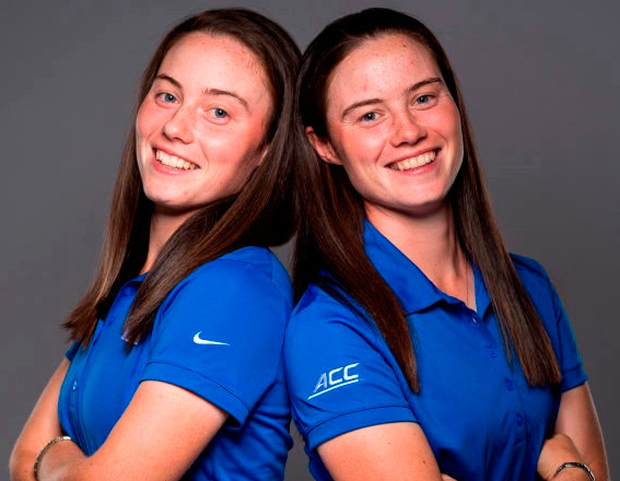 Lisa and Leona Maguire will tee it up as professionals for the first time next week