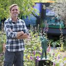 Woodie's Supergarden judge and former winner Brian Burke unveils his garden 'Moving Statues to Marriage Equality' From a religious fervour era to a more liberal era