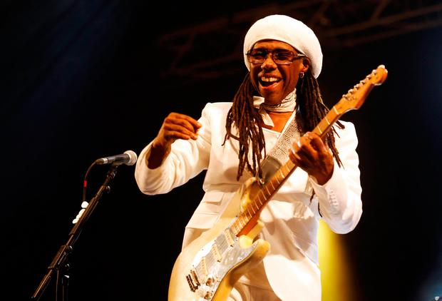 Chic featuring Nile Rodgers will close the run of Malahide Castle gigs