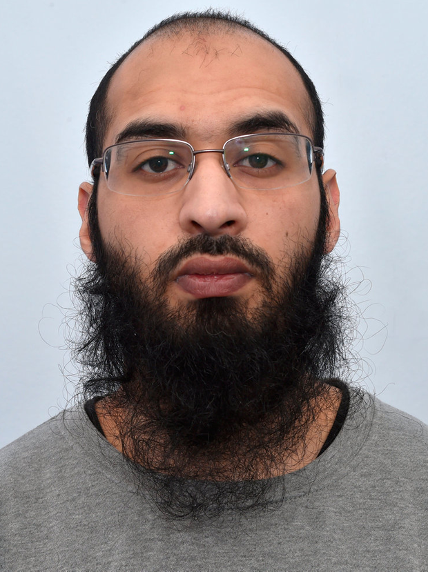Husnain Rashid. Photo: GMP/Handout via REUTERS