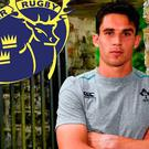 Joey Carbery is moving to Munster