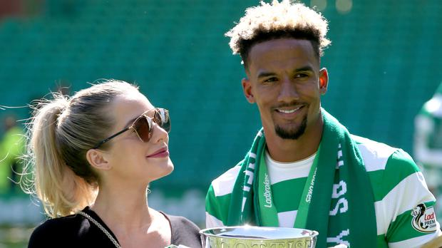 Helen Flanagan is engaged ahead of the birth of her second child (Jane Barlow/PA)