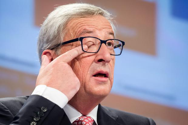 Jean-Claude Juncker. Photo: AP