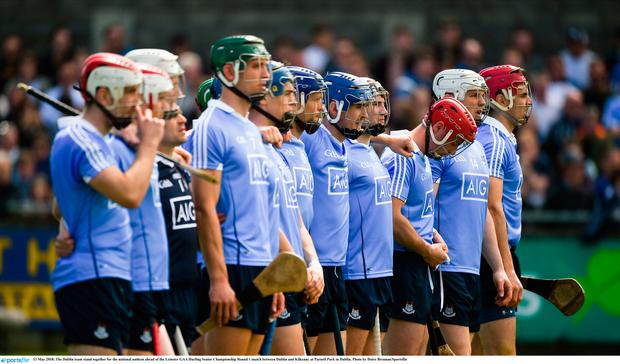 Dublin could be relegated