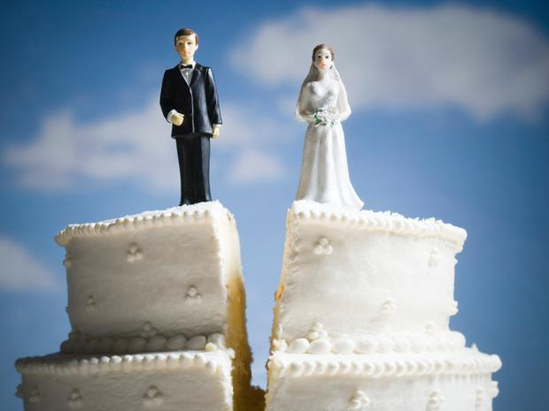 Divorcing couples in China are being asked to take exams which explore how much they have grown apart and whether their marriage can be salvaged, as authorities try to halt rising divorce rates. Stock picture