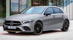 INSIDE STORY: The new A-Class is virtually an in-car office