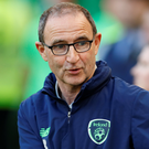 Ireland manager Martin O'Neill. Photo: Reuters