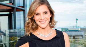 "Clever: Amanda Byram acknowledges that today's Irish property market is ""very, very, very tough"". Photo: Anthony Woods"