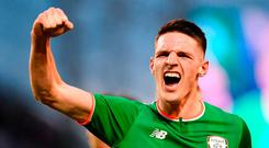 Declan Rice considering switching his international allegiances to England