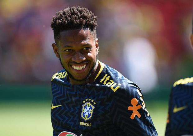 Once formalities are concluded at Carrington, including a medical, Fred will become United's first signing of the summer ( Getty )