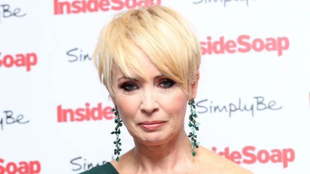 Lysette Anthony is one of dozens of actresses who have made allegations against Harvey Weinstein (Isabel Infantes/PA)