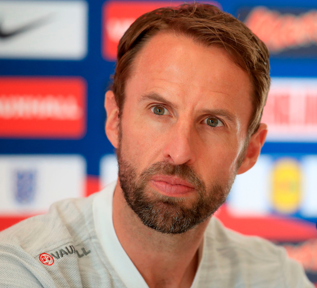 England manager Gareth Southgate. Photo: PA