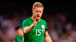 Daryl Horgan has signed for Hibs