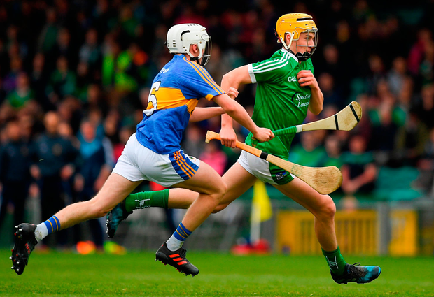 Cathal O'Neill of Limerick. Photo: Sportsfile