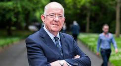 Review: Justice Minister Charlie Flanagan. Photo: Mark Condren
