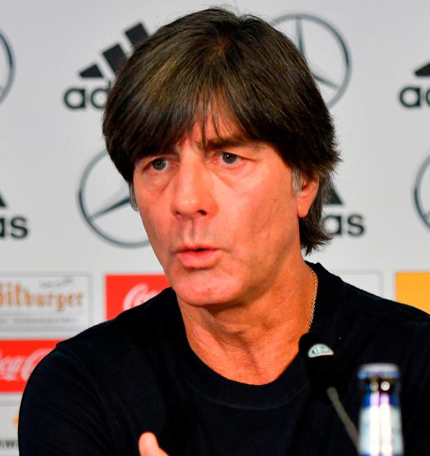 Joachim Loew. Photo: Getty Images