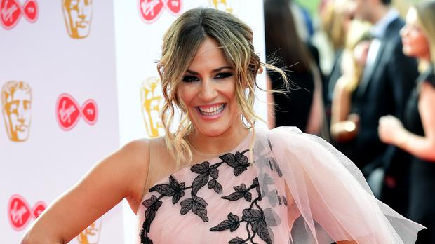 Caroline Flack said she did not know how to organise a wedding (Ian West/PA)