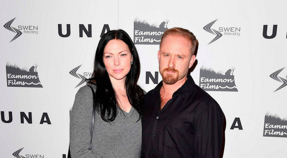 Laura Prepon and Ben Foster got engaged in October 2016