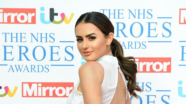 Love Island winner Amber Davies warns new contestants: You need a thick skin (Ian West/PA)