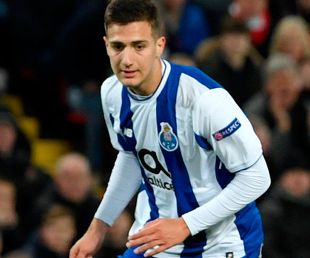 Manchester United sign Diogo Dalot from Porto on five-year contract