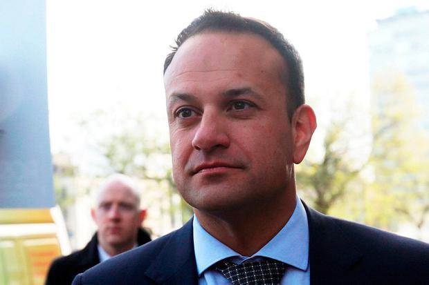 "Taoiseach Leo Varadkar is planning to paint Fianna Fáil as a ""populist"" party whose spending would damage the economy. Photo: PA"