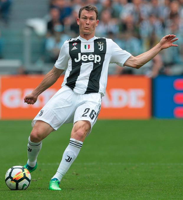Stephan Lichtsteiner is off to Arsenal