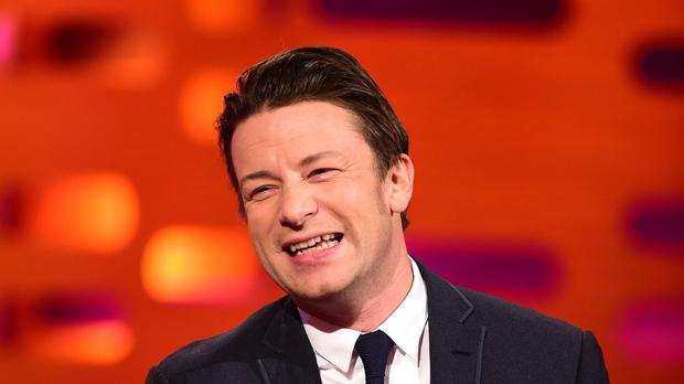 """Jamie Oliver recently launched his """"#AdEnough campaign (Ian West/PA)"""