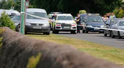 A silver Volkswagen van, believed to have been used in the attack at Bray Boxing Club, has been found on the Pigeon House Road in Dublin