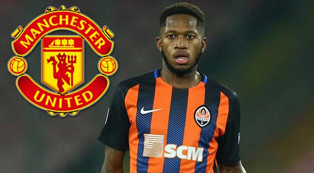 Fred has joined Manchester United