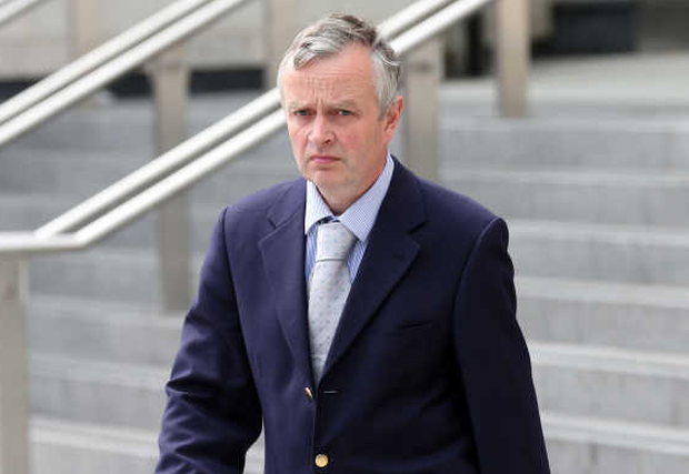 Fionnbarr Kennedy received a suspended sentence for possession of child pornography Photo: Collins