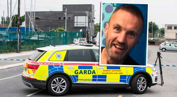 Bobby Messett died when a gunman entered Bray Boxing Club this morning and fired a number of shots