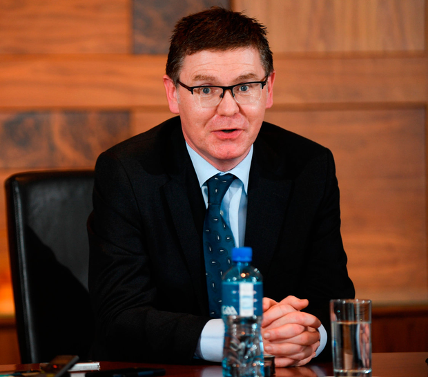 New director-general Tom Ryan. Photo: Sportsfile