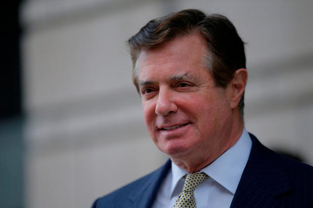 Paul Manafort, former campaign manager for U.S. President Donald Trump. REUTERS/Brian Snyder/File Photo