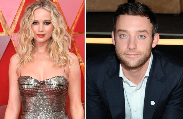 Jennifer Lawrence Links Arms With New Beau Cooke Maroney During NYC Outing