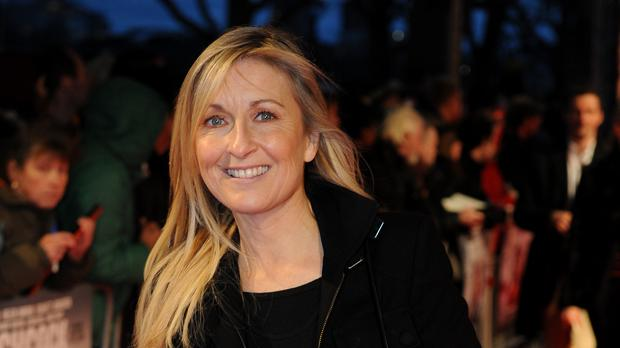 Fiona Phillips was discussing the menopause on ITV's Lorraine (Andrew Matthews/PA)