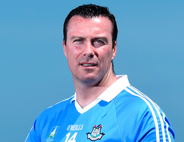 Former Dublin footballer Ray Cosgrove. Photo: Sportsfile